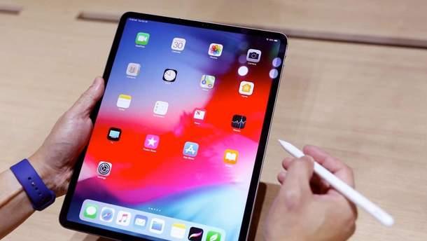 Apple iPad Pro будет поддерживать компьютерную мышку