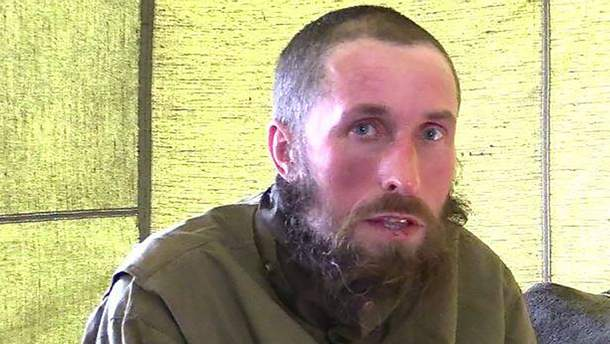Украинские военные взяли в плен оккупанта