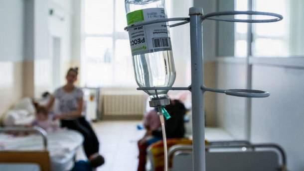 Лікарні Луганська захлинулися від потоку отруєних бойовиків та мирних жителів