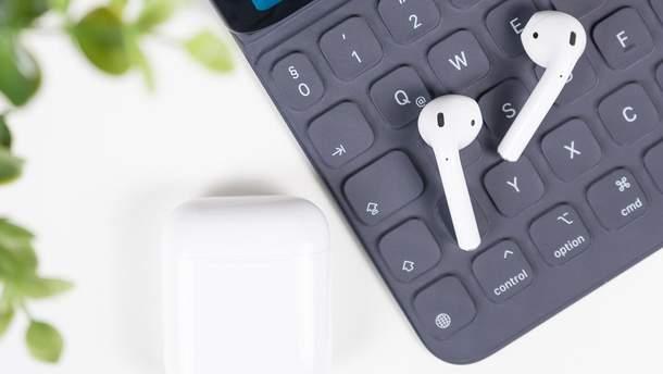 Apple готує ще одне оновлення навушників AirPods