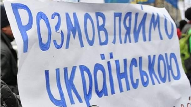 Верховная Рада приняла закон о языке