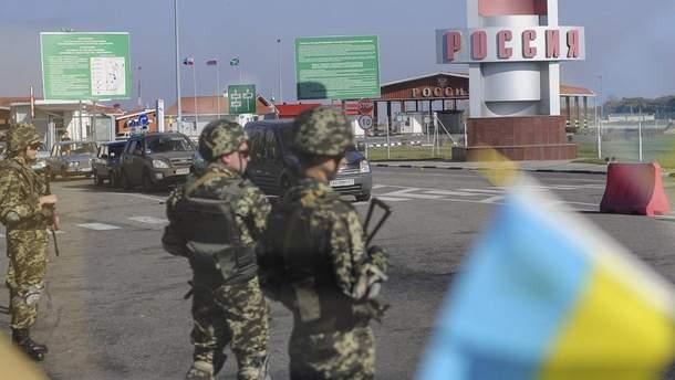 """На оккупированной Донетчине введут """"упрощенное"""" пересечение границы с Россией"""