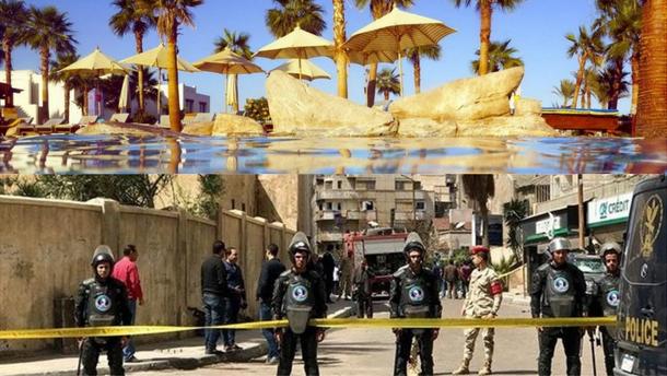 Чи їхати в Єгипет за умови надзвичайного стану