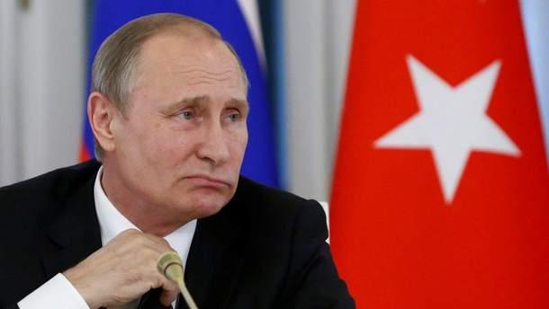 Верховная Рада требует, чтобы Путин отменил свой указ