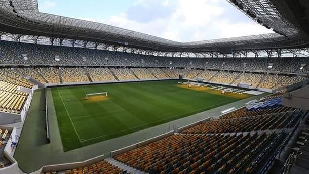 """Где можно купить билеты на матч Украина – Сербия на """"Арене Львов"""""""