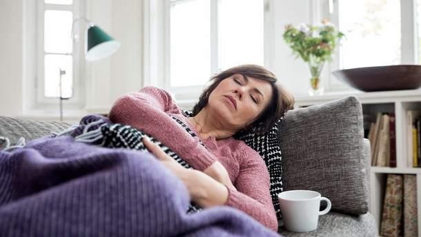 Хроническая усталость: причины