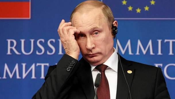 ЕС и ОБСЕ отреагировали на заявление Путина