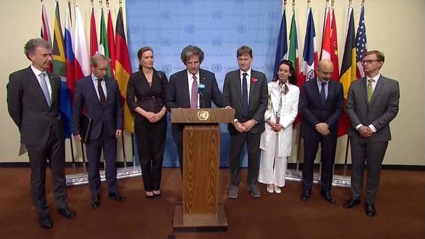 Заседание Совбеза ООН по указу Путина о паспортах РФ на Донбассе: главное