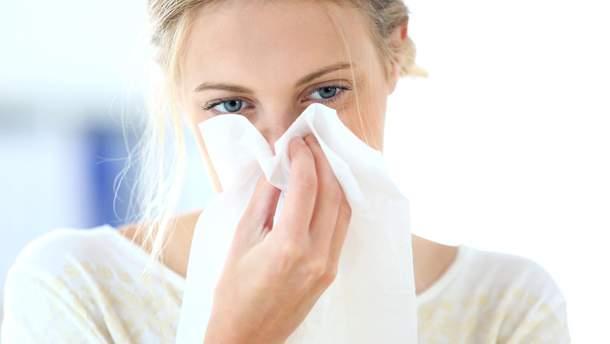 Чому тече кров з носа