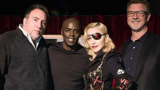 Madonna - Medellin - слухати онлайн пісню - текст та відео кліпу