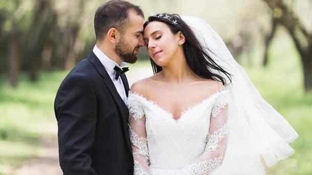 Джамала и ее муж празднуют вторую годовщину свадьбы