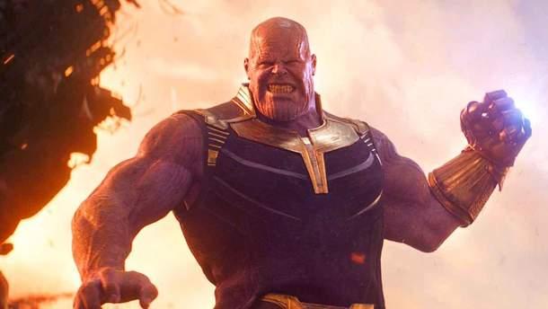Танос из Мстителей 4: в Google стирает запросы перчаткой бесконечности