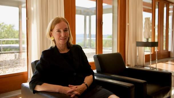 Посол Германии в США Эмили Хабер