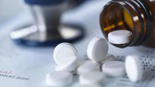 Запрет лекарств в Украине 2019: Спирт этиловый 70%, Эрбитукс, Гинкго билоба Астрафарм