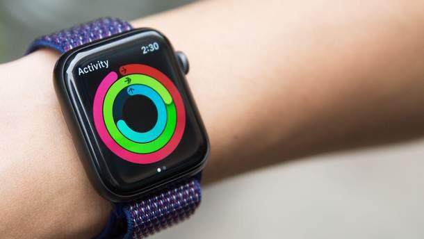 Apple Watch півроку пролежав у воді та продовжував працювати