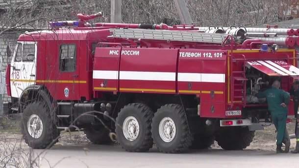 Російські рятувальники з Ростова незаконно перетнули кордон із Україною
