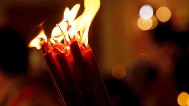 Для ПЦУ вперше привезуть Благодатний вогонь з Єрусалима