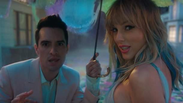 Тейлор Свіфт презентувала кліп до пісні