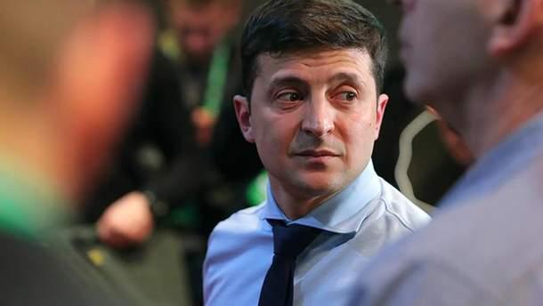 "Зеленский предупредил о ""решалах"""
