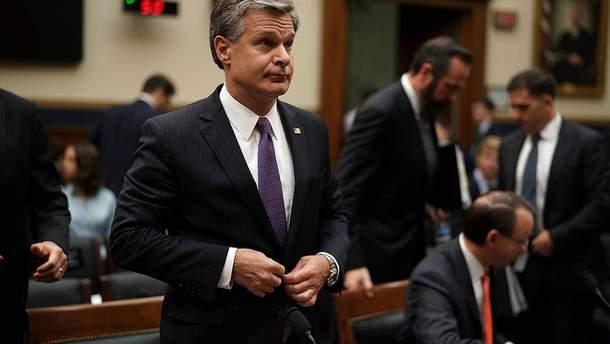 Росія кидає серйозний виклик контррозвідці США, – директор ФБР