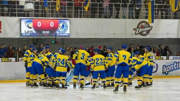 Сборная Украины потерпела досадное поражение на чемпионате мира по хоккею: видео