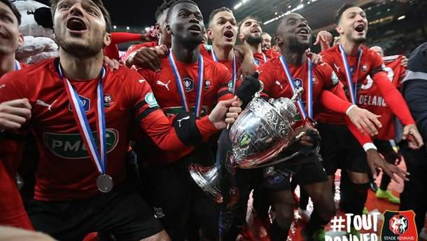 ПСЖ проиграл в финале Кубка Франции, побеждая 2:0: видео