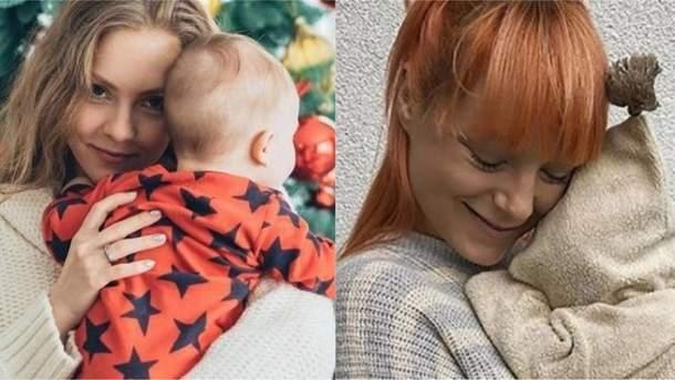 5 українських зірок, які не показують своїх дітей