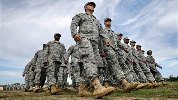 Витрати на армії у 2018-ому склали 1,8 трильйона доларів