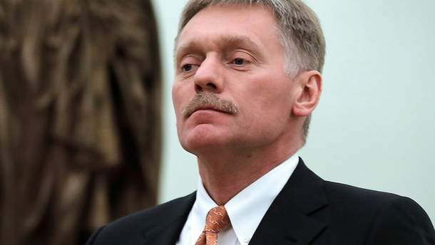 В Кремле приняли во внимание заявление Зеленского о выдаче российских паспортов в Украине