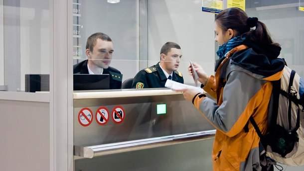 Сколько тысяч украинцев не пустили за границу в 2018 году