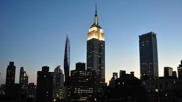 """Хмарочос, який """"зникає"""", з'явиться поруч з Empire State Building"""