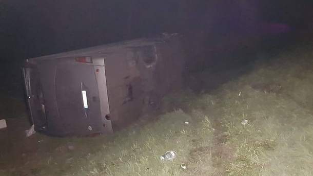 В Ростовской области России автобус с украинцами столкнулся с грузовиком: пострадали 26 человек, 12 – в больнице