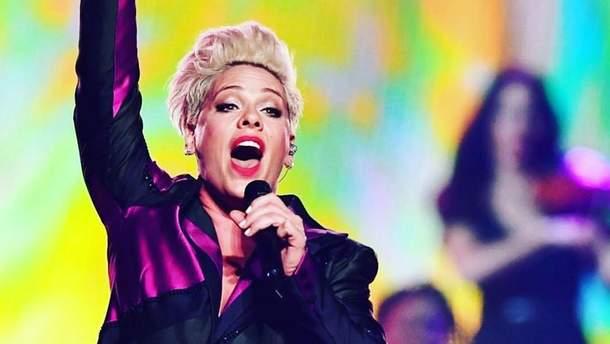 Співачка Pink розповіла про перший викидень