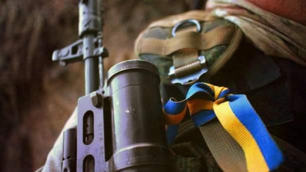 На Донбасі загинув військовий Сергій Гвоздієвський