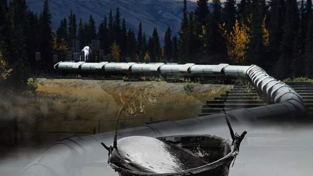 """Нефтепровод """"Дружба"""" полон """"грязной"""" российской нефти"""