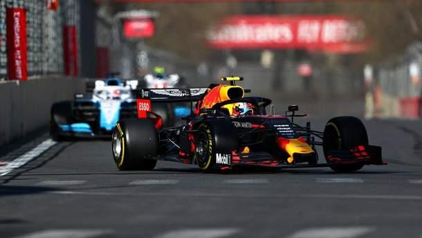 Гран-прі Нідерландів може стати домашнім для Макса Ферстаппена з Red Bull
