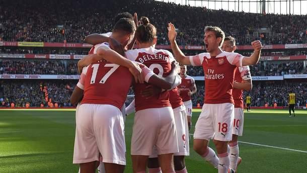 Арсенал – Валенсія: прогноз букмекерів на матч Ліги Європи