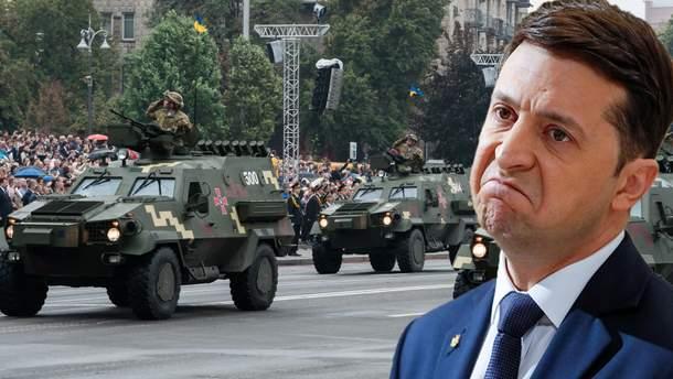 Зеленський – президент: чи зазнає кардинальних змін оборонний сектор України