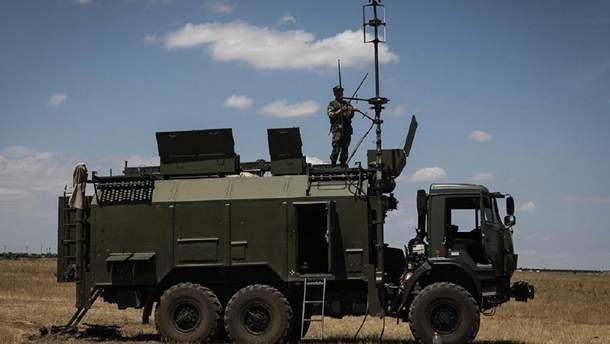 Система офіційно не стоїть на озброєнні російської армії