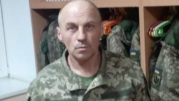 На Донбасі загинув український військовий Куцик Володимир