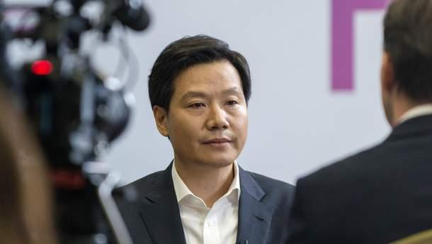 Лей Цзюнь – генеральний директор Xiaomi