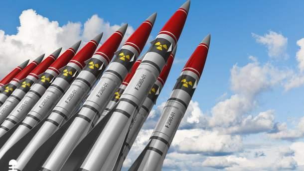 Ядерна зброя США