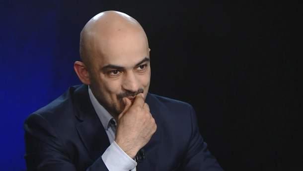 """Мустафа Найем """"прорвался"""" в Армению"""