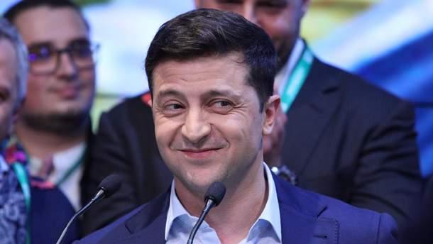 Зеленський витратив на рекламу перед виборами 143 мільйони гривень