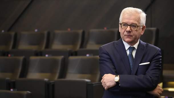 Росія є основною загрозою для Центральної Європи, – Чапутович