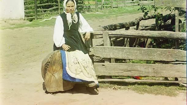Фотографии из Украины 1905 года