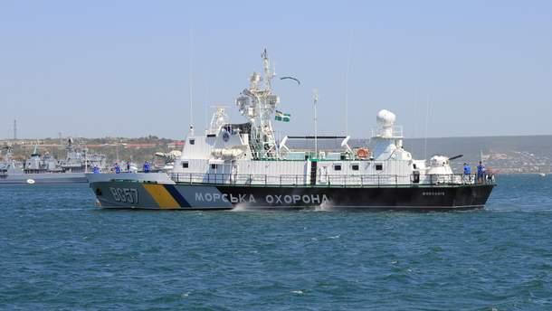 Україна має близько 70 боєздатних прикордонних кораблів і катерів
