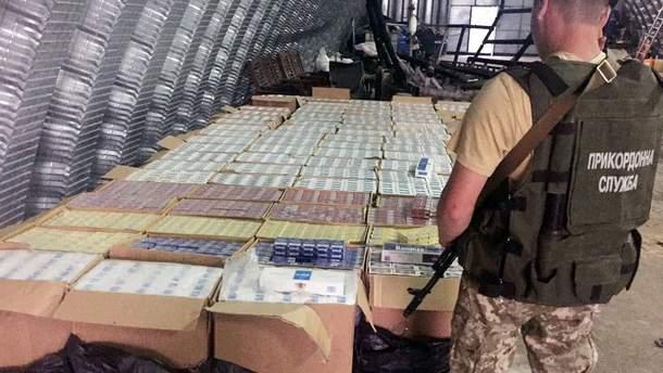 В Україні важко повністю зупинити контрабанду через кордон через брак ресурсів