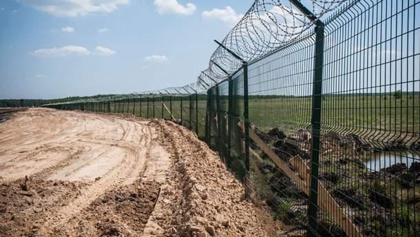 Стіну на кордоні України та Росії планують збудувати до 2021 року