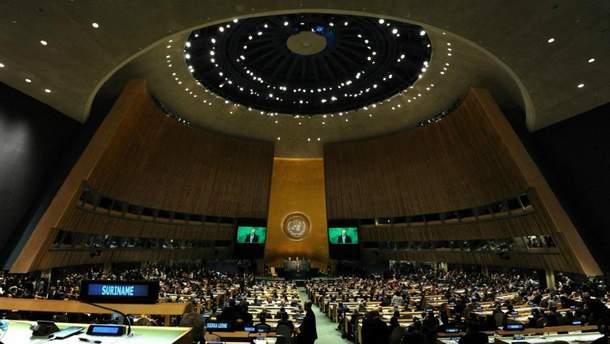 Комітету ООН з інформації отримав нового віце-голову